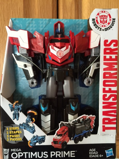 Transformers are back and ready to roll, just in time for the holidays - click the link to learn more - http://wp.me/p5Jjr7-pR