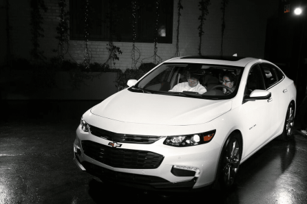 Evening of Innovation with Chevy Malibu - Learn all about the new Teen Driver feature in the 2016 Chevy Malibu