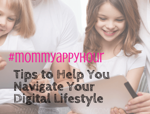 Join NYCTechMommy on Periscope for #MommyAppyHour