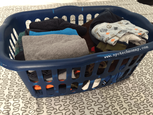 Family Road Trip Hack - Pack your kids stuff in a laundry basket! Our bellies and hearts are definitely full after spending the long Thanksgiving weekend enjoying family, delicious food, beautiful sights, a little Black Friday shopping and a memorable family road trip in the 2016 Buick Enclave.