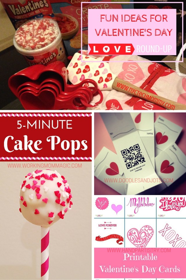 Fun Ideas for Valentines Day - Check out these great ideas featured in my LOVE RoundUp