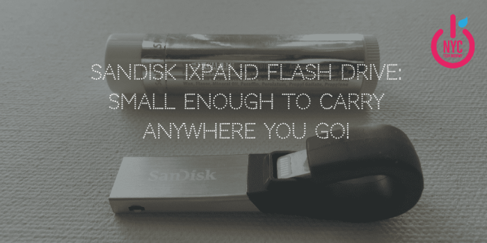 Is your iPhone or iPad out of storage? iXpand Flash Drive from SanDisk; expand your storage, access your content and manages all your files with ease
