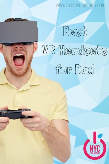 It's no virtual reality that dads matter! This Father's Day give him the gift he'll love. Here's our round-up of the Best VR Headsets for Dad. Our list is guaranteed to help you find just the right VR headset for the dad in your life!