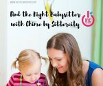 The Chime by Sittercity website and mobile app provide an easy and super convenient way for parents to find the right babysitter - trusted, reliable and on short-notice.