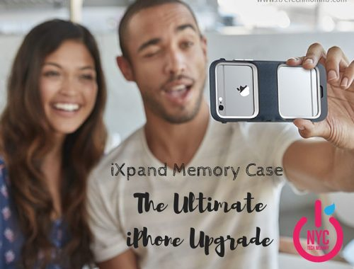 HOT new gadget for your iPhone - iXpand Memory Case gives your old iPhone 6 / 6s the ultimate upgrade! More memory, plus longer battery life - Check it out!