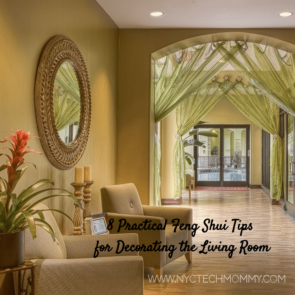 8 Practical Feng Shui Tips For Decorating The Living Room   Plus Great  Resources To Help