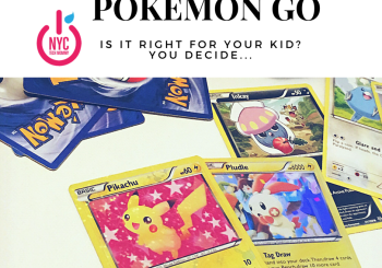 The Pokemon Go App - Is it right for your kid? You Decide... The good, the bad, and the hilarious you need to know right now! PLUS three tips you should follow to keep your kids safe when playing Pokemon Go.
