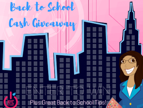Who doesn't love a good back to school cash giveaway? Just think of all the stuff you still need to buy for back to school! Win $100 Amazon or Paypal Cash