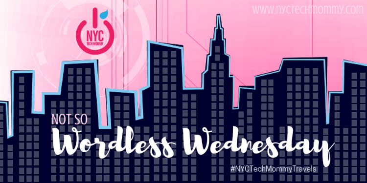 Not So Wordless Wednesday - A #TravelWednesday Series when we share our latest adventures in and around NYC - Plus loads of beautiful pictures :)