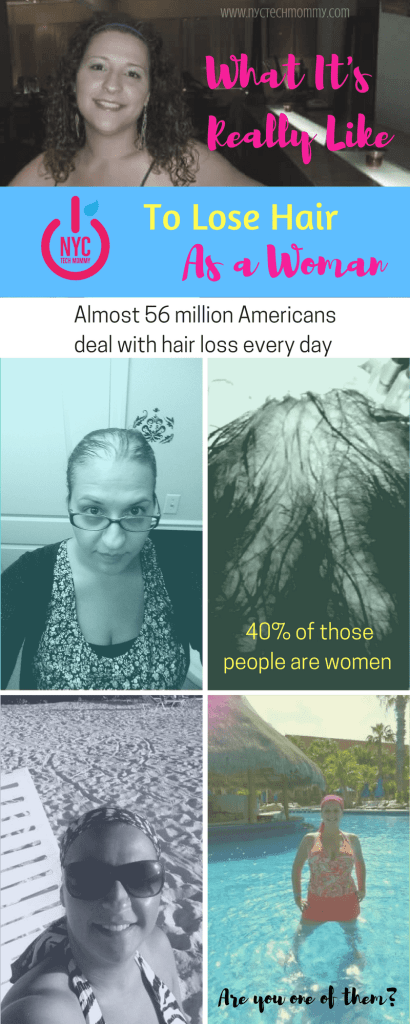 Almost 56 million Americans deal with hair loss every day and 40% of those people are women. Are you one of them? PRP Hair Treatment could be the answer!