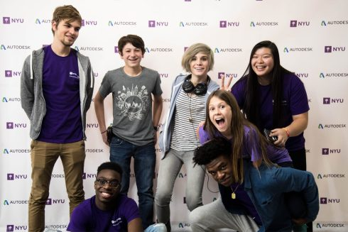 On Kid Inventors' Day NYU teamed up with 3D design software company Autodesk to showcase an amazing lineup of kid inventors + get FREE STEM resources here!