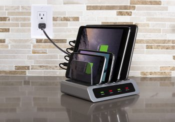 Charge All Your Devices at Once with Atomi Charging Station – Review & Giveaway