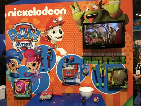 Cool New Toys Unveiled at Toy Fair 2017 - Nickelodeon Toys from Little Kids Inc.