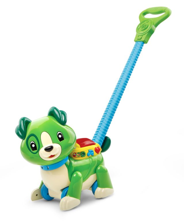 Cool New Toys Unveiled at Toy Fair 2017 - LeapFrog Step & Learn Scout