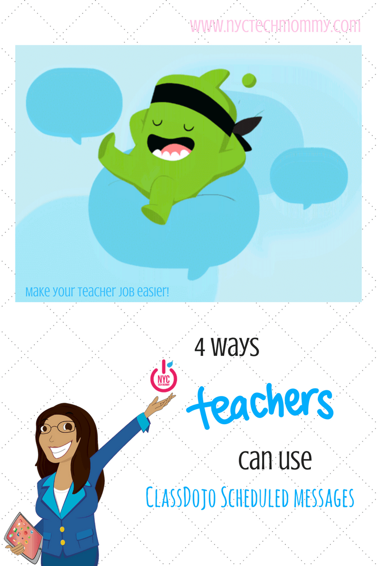 Make your teacher job easier! ClassDojo Scheduled Messages is here! Schedule your messages to parents and you'll never miss a beat. Learn 4 ways teachers can use ClassDojo Scheduled Messages!