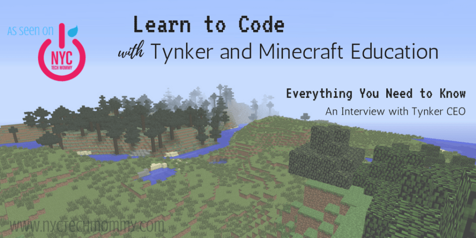Tynker announces Code Builder for Minecraft: Education Edition. Learn to code with Tynker and Minecraft in this interview with Tynker CEO and find out more!