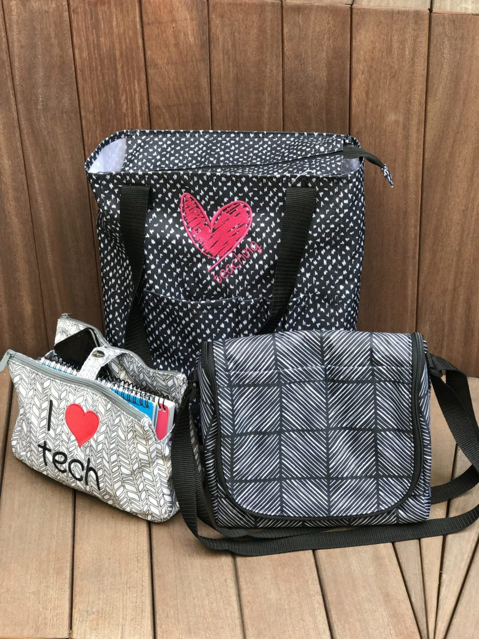 It's back to school time! This year we're ready with Thirty-One. Check out the great backpacks, totes, and lunch boxes we chose -- for kids and teachers too!