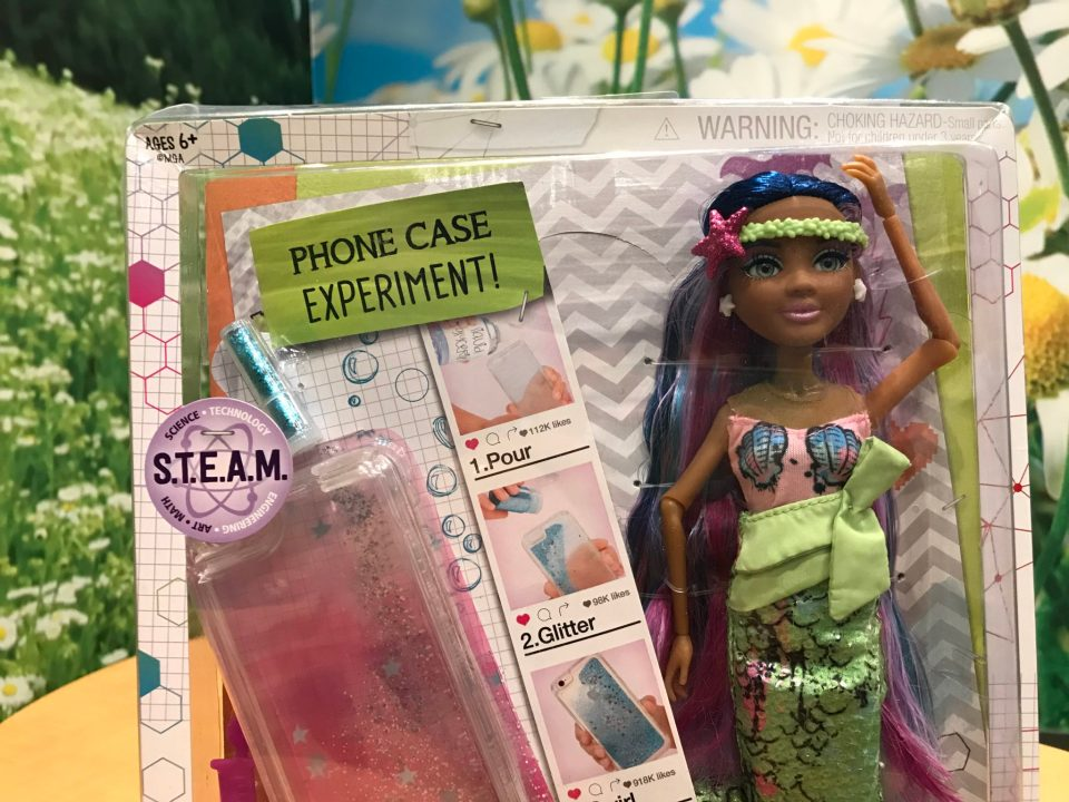 Phone Case Experiement Project Mc2 Doll