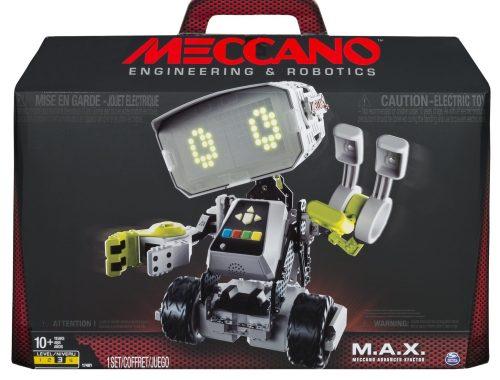 Meccano MAX Robot