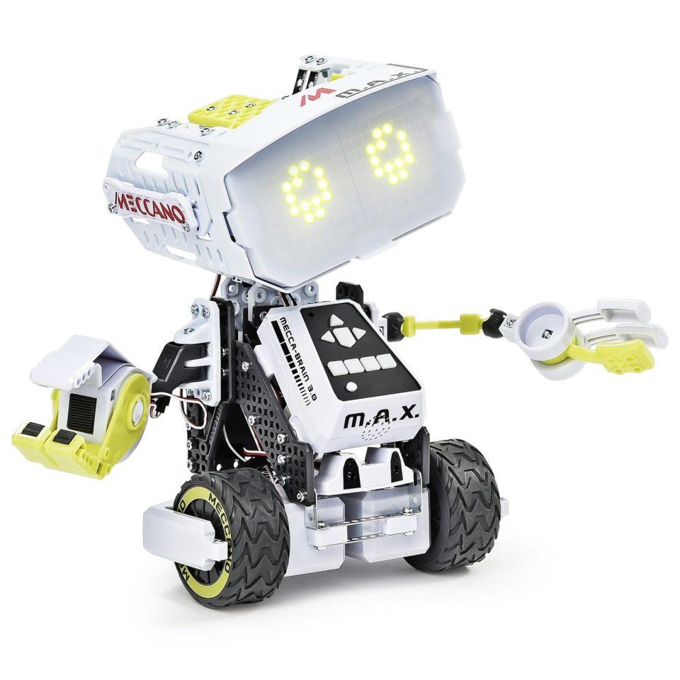 Meccano MAX STEM Robot