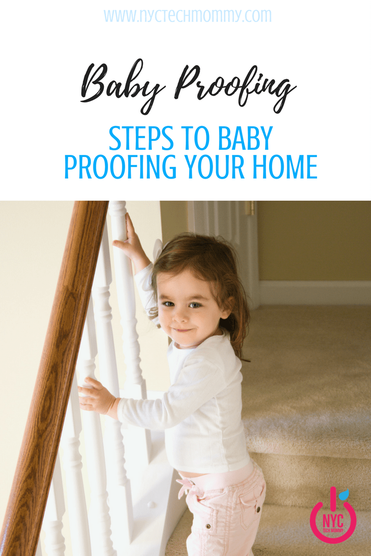 Check out these helpful steps to baby proofing your home