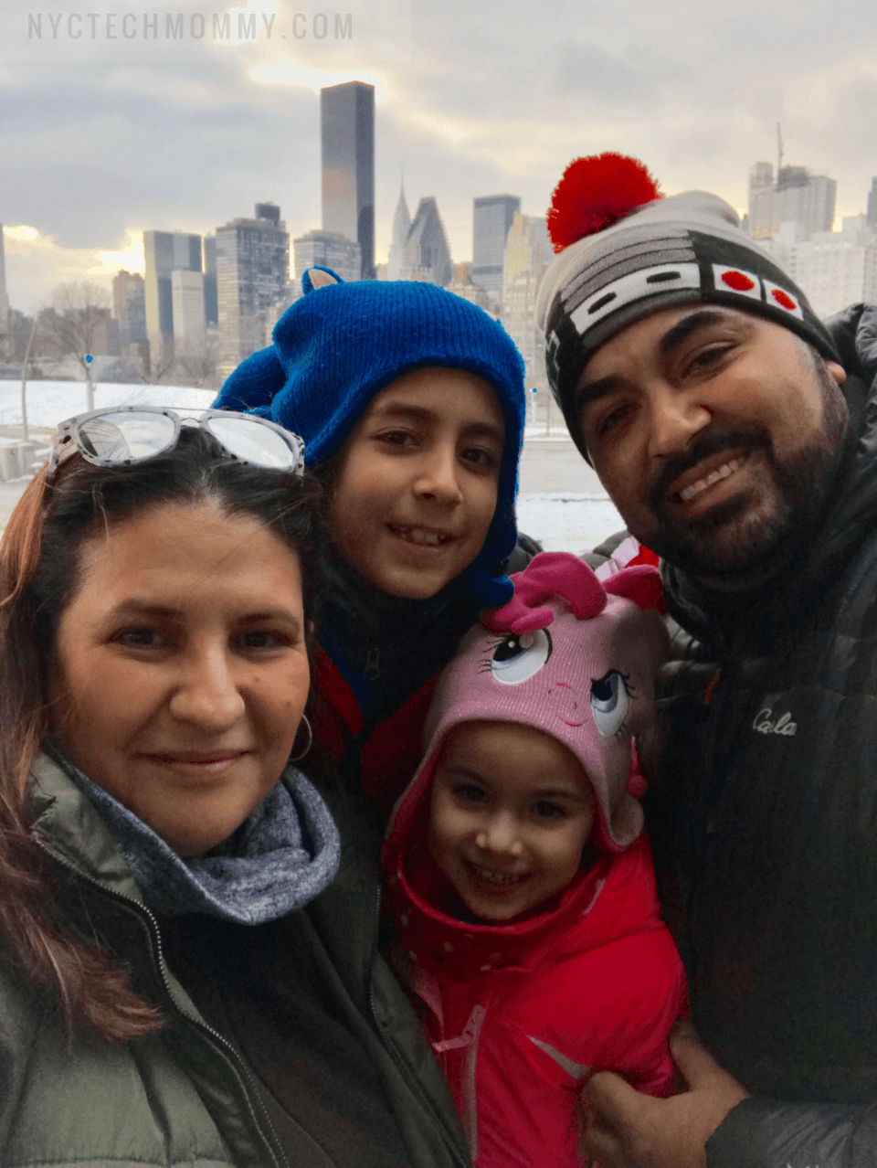 Family Fun at Roosevelt Island