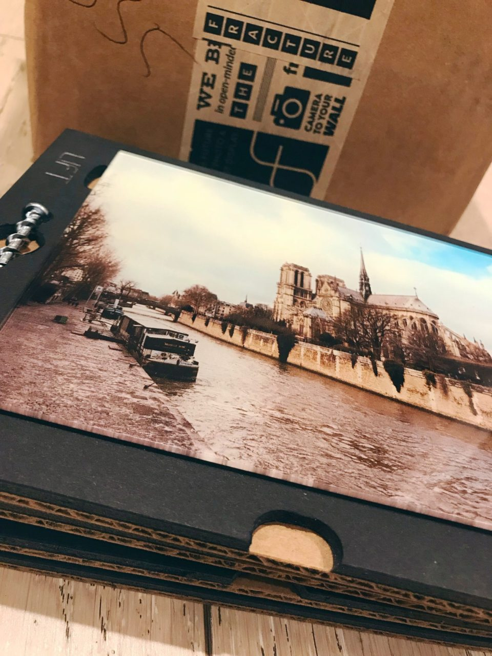 Print your photos with Fracture