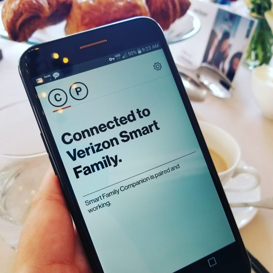 Parenting in the digital age with Verizon Smart Family