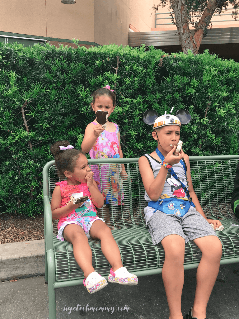 Disney Ice Cream Break