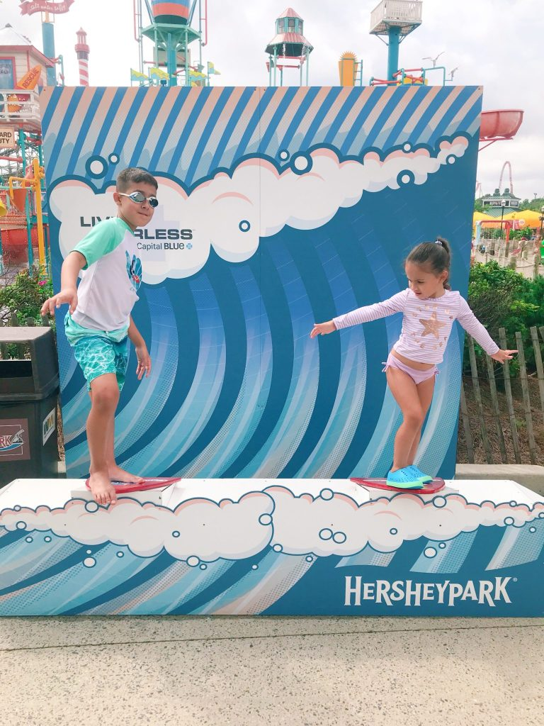 Boardwalk at Hershey Park
