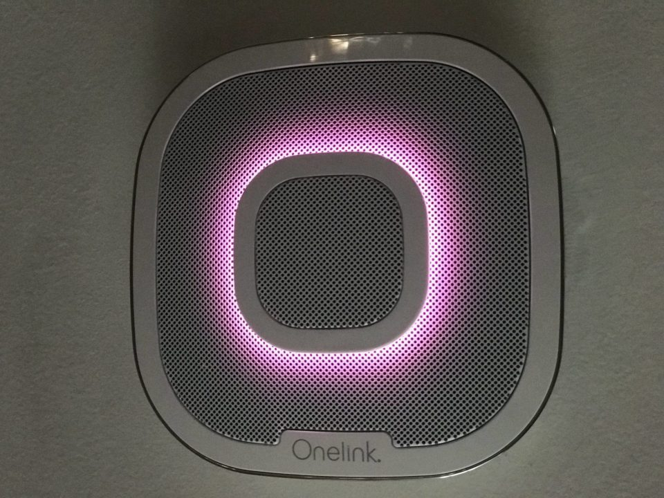 Smart Smoke Detector + Nightlight