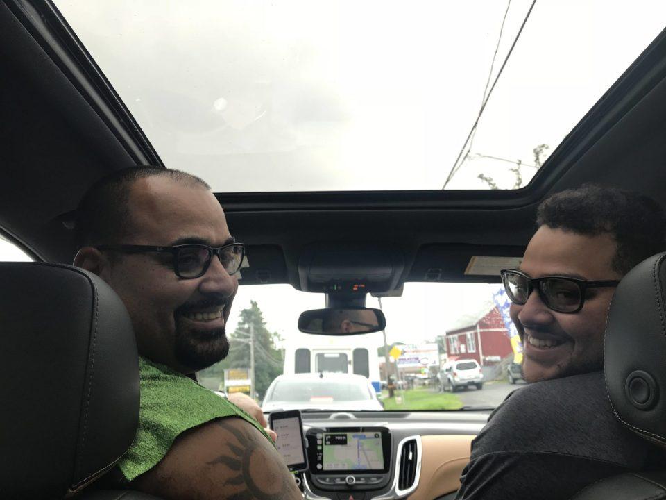 Hershey Family Road Trip - Chevy #Equinox