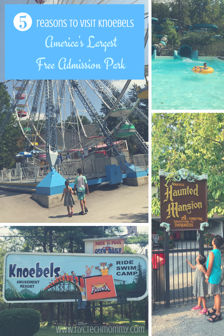 This family-friendly amusement park is a must! Here are 5 reasons to visit Knoebels - America's Largest Free Admission Park