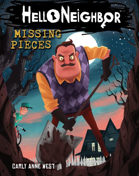 Hello Neighbor-Missing Pieces - Book