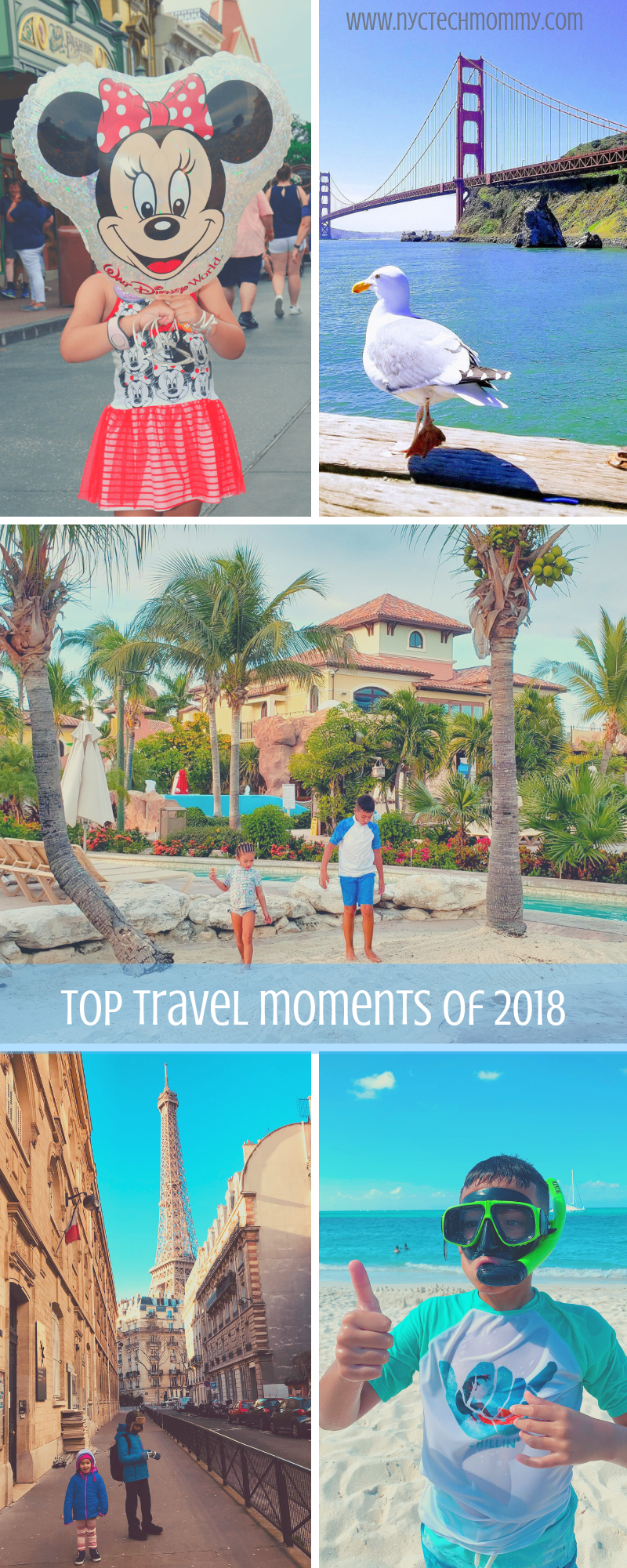Top Travel Moments of 2018