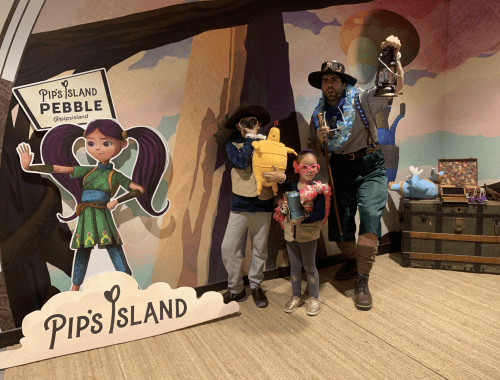 Pips Island - New Immersive Theater Experience for Kids