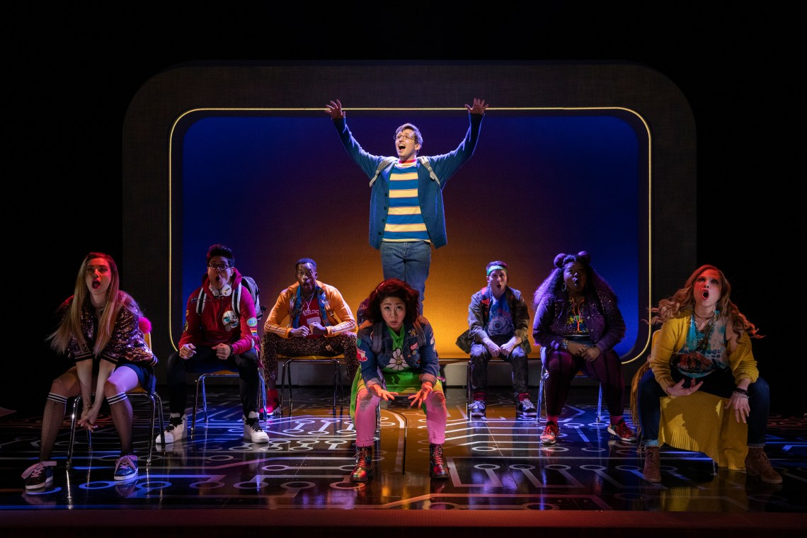 Taking the Kids to See Be More Chill on Broadway - Here's everything you need to know! #BeMoreChill #SquipSquad