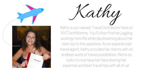 Kathy - GottaTravelDotta - Travel Contributor / travel agent / travel tips