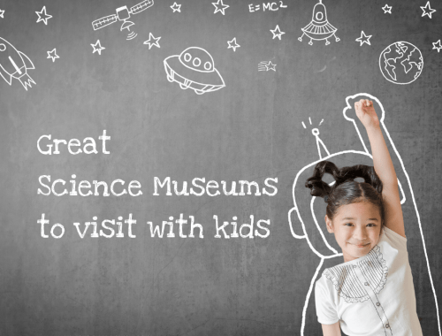 Do your kids love science? Here's a list of great science museums to visit with kids on the East Coast. Great for a day trip!