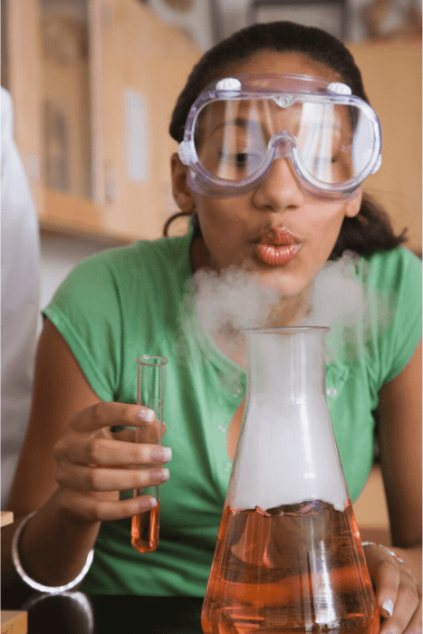 Resources to celebrate STEM! Get girls involved in STEM and help them reach their full potential. Here's how!