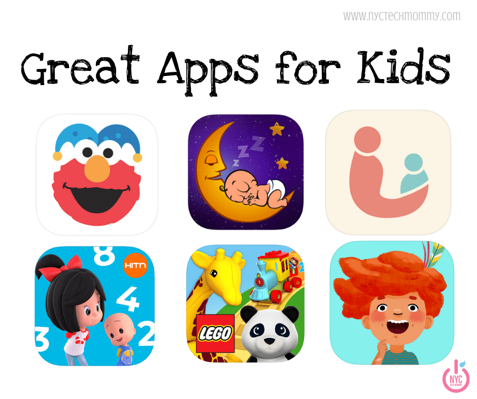 Great Apps for Kids - and great resources for parents too!