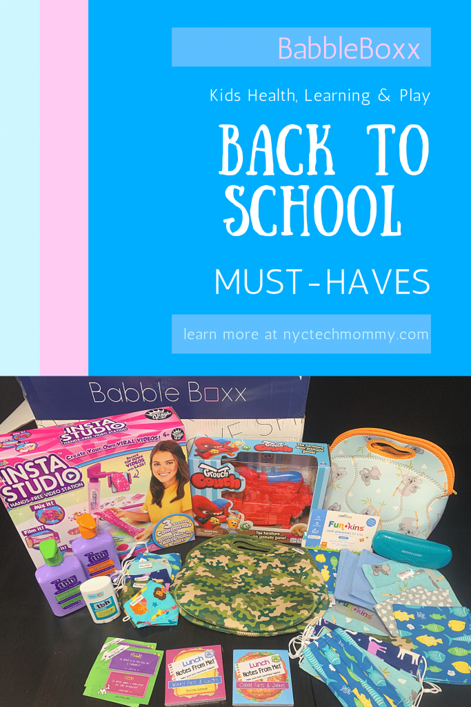 Got your school supplies ready? Add these Back to School Must-haves to your shopping list + grab discount codes for top products! #LearnPlayKidsBBxx #BackToSchool