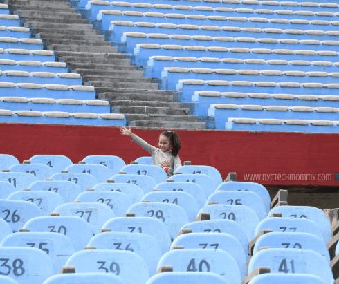 Uruguay with kids - visit Estadio Centenario - Reasons why Uruguay needs to be on your travel bucket list