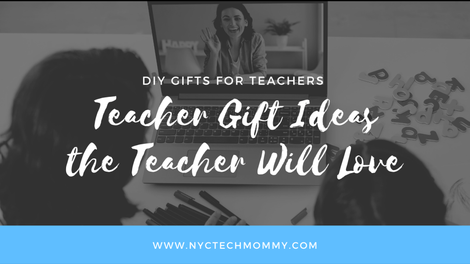 Check out these fun and easy 5 DIY Teacher Gift Ideas to show your favorite teacher some appreciation.