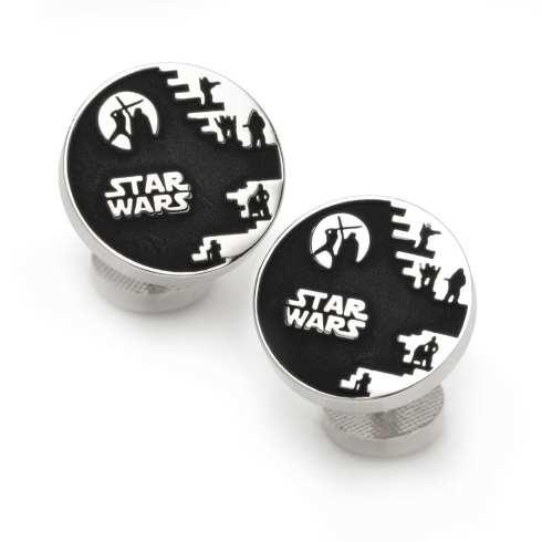 Star Wars gifts for dad -- Star Wars cufflinks