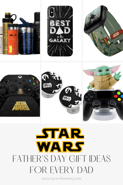 Star Wars Father's Day Gift Ideas For Dad