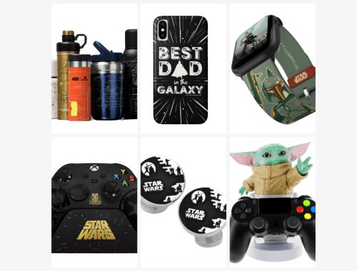 Star Wars Father's Day Gift Ideas - Gift Guide for Dads