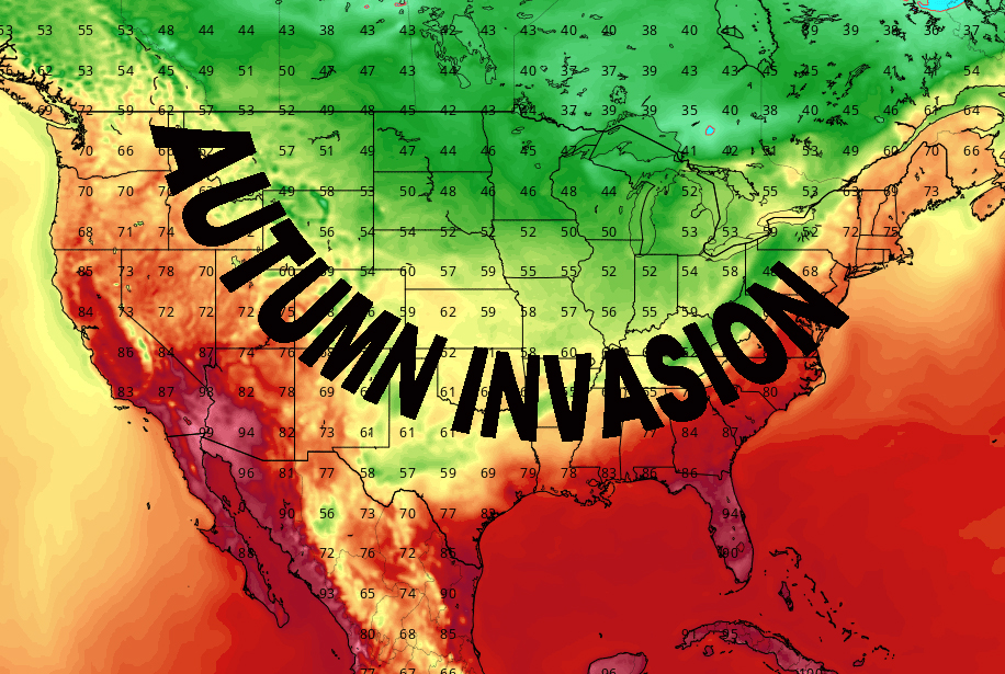 NYC AUTUMN INVASION GROWING LIKELY