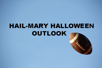 NYC HALLOWEEN 2018 HAIL MARY OUTLOOK TOSS
