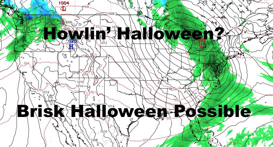 NYC Brisk Halloween Possible